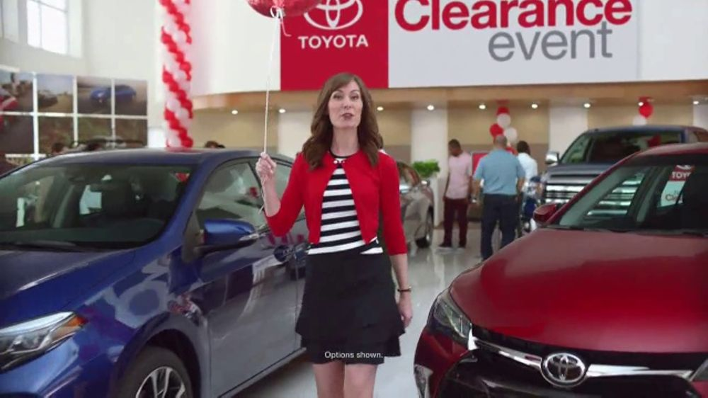 Toyota National Clearance Event Tv Commercial Great