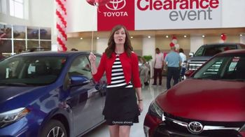 Toyota National Clearance Event TV Spot, 'Great Deals: 2017 Camry' [T2] - 3 commercial airings