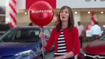 Toyota National Clearance Event TV Spot, 'Great Deals: 2017 Camry' [T2] - Thumbnail 6