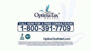 Optima Tax Relief TV Spot, 'Private Collection Agencies' - Thumbnail 7