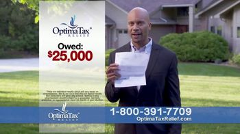 Optima Tax Relief TV Spot, 'Private Collection Agencies' - Thumbnail 4