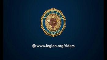 The American Legion TV Spot, 'Riders' - Thumbnail 8