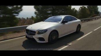 Mercedes-Benz E-Class Coupe TV Spot, 'Doors' [T1] - Thumbnail 5