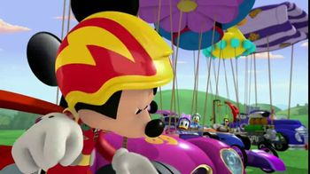 Mickey & The Roadster Racers: Start Your Engines Home Entertainment TV Spot - Thumbnail 1