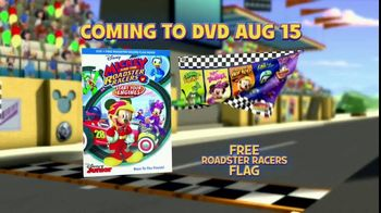 Mickey & The Roadster Racers: Start Your Engines Home Entertainment TV Spot - Thumbnail 9