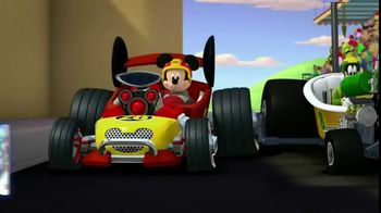 Mickey & The Roadster Racers: Start Your Engines Home Entertainment TV Spot - Thumbnail 2
