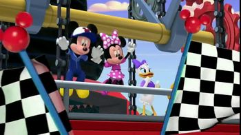 Mickey & The Roadster Racers: Start Your Engines Home Entertainment TV Spot - Thumbnail 7