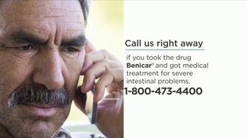 Avram Blair & Associates TV Spot, 'Benicar Settlement'