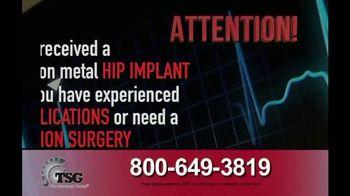 The Sentinel Group TV Spot, 'Hip Implant' - Thumbnail 3