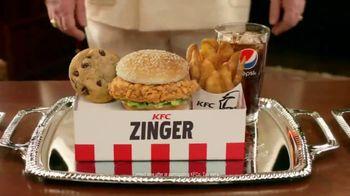 KFC $5 Fill Ups TV Spot, 'Deep Breath' Featuring Jim Gaffigan - 14256 commercial airings