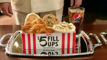 KFC $5 Fill Ups TV Spot, 'Deep Breath' Featuring Jim Gaffigan - Thumbnail 2
