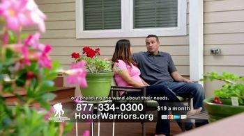 Wounded Warrior Project TV Spot, 'Bill' Featuring Trace Adkins - Thumbnail 10