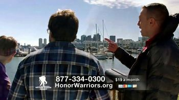 Wounded Warrior Project TV Spot, 'Bill' Featuring Trace Adkins - Thumbnail 7
