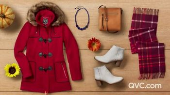QVC TV Spot, 'The Latest Fall Fashion' - Thumbnail 1