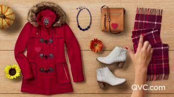 QVC TV Spot, 'The Latest Fall Fashion' - Thumbnail 2