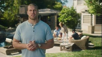 PlayStation Vue TV Spot, 'Football Vueing Family' Feat. Clay Matthews Jr. - Thumbnail 9