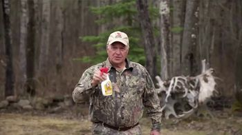 Wildlife Research Center Super Charged Scent Killer TV Spot, 'Hunt Dry' - 336 commercial airings