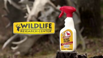 Wildlife Research Center Super Charged Scent Killer TV Spot, 'Hunt Dry' - Thumbnail 9