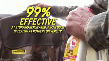 Wildlife Research Center Super Charged Scent Killer TV Spot, 'Hunt Dry' - Thumbnail 5