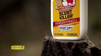 Wildlife Research Center Super Charged Scent Killer TV Spot, 'Hunt Dry' - Thumbnail 7