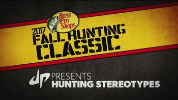 Bass Pro Shops Fall Hunting Classic TV Spot, 'Snack Master: Trade-Ins' - Thumbnail 1