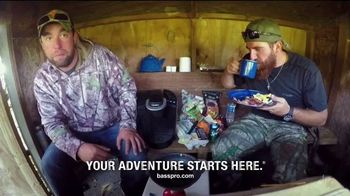 Bass Pro Shops Fall Hunting Classic TV Spot, 'Snack Master: Trade-Ins'