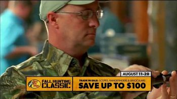 Bass Pro Shops Fall Hunting Classic TV Spot, 'Snack Master: Trade-Ins' - Thumbnail 8