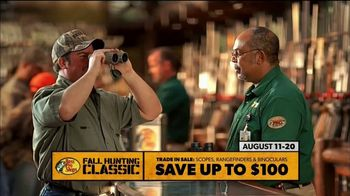 Bass Pro Shops Fall Hunting Classic TV Spot, 'Snack Master: Trade-Ins' - Thumbnail 9