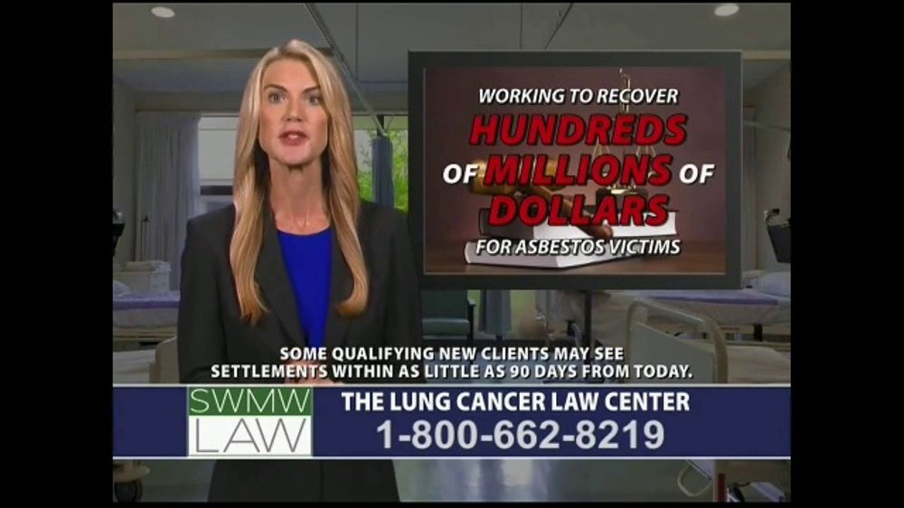 SWMW Law TV Commercial, 'Lung Cancer Diagnosis'