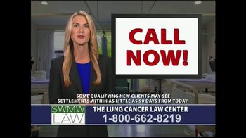 SWMW Law TV Spot, 'Lung Cancer Diagnosis' - Thumbnail 10