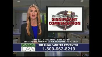SWMW Law TV Spot, 'Lung Cancer Diagnosis' - Thumbnail 3