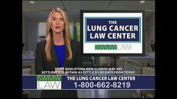 SWMW Law TV Spot, 'Lung Cancer Diagnosis' - Thumbnail 4