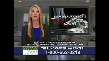 SWMW Law TV Spot, 'Lung Cancer Diagnosis' - Thumbnail 6