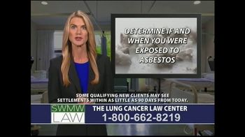 SWMW Law TV Spot, 'Lung Cancer Diagnosis' - Thumbnail 9