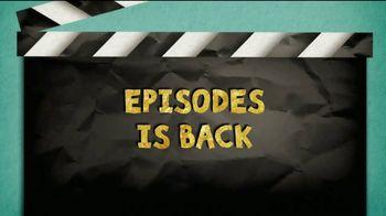 Showtime TV Spot, 'Episodes' - Thumbnail 4