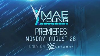 WWE Network TV Spot, '2017 Mae Young Classic' - Thumbnail 10