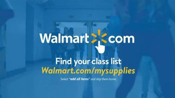 Walmart TV Spot, 'Own the School Year Like a Hero' Song by Whitesnake - Thumbnail 8