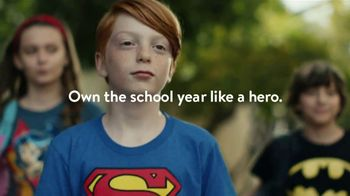 Walmart TV Spot, 'Own the School Year Like a Hero' Song by Whitesnake - Thumbnail 6