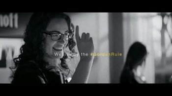 Marriott TV Spot, 'Human: The Golden Rule'