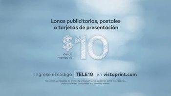 Vistaprint TV Spot, 'Lonas publicitarias, postales o tarjetas' [Spanish] - Thumbnail 8