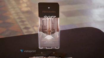 Vistaprint TV Spot, 'Lonas publicitarias, postales o tarjetas' [Spanish] - Thumbnail 1