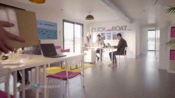 Vistaprint TV Spot, 'Lonas publicitarias, postales o tarjetas' [Spanish] - Thumbnail 5