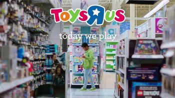 Toys R Us TV Spot, 'Set Play Free' Featuring Benjamin Flores, Jr. - Thumbnail 6