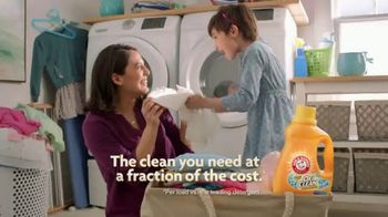 Arm and Hammer Plus OxiClean TV Spot, 'Life's Cycles: Kitchen Surprise' - Thumbnail 6
