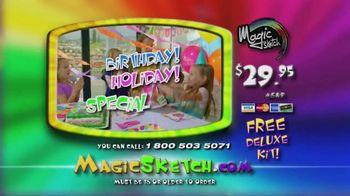 Magic Sketch TV Spot, 'Keep on Doodling' - Thumbnail 10