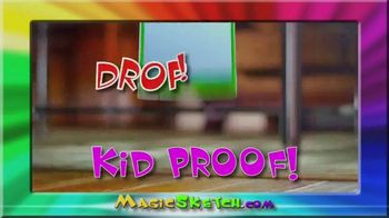 Magic Sketch TV Spot, 'Keep on Doodling' - Thumbnail 7