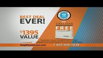 Generac Automatic Home Standby Generator TV Spot, 'Power Stays On' - Thumbnail 9