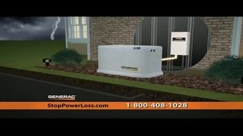 Generac Automatic Home Standby Generator TV Spot, 'Power Stays On' - Thumbnail 2