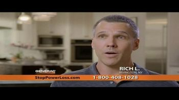 Generac Automatic Home Standby Generator TV Spot, 'Power Stays On' - Thumbnail 3