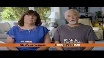 Generac Automatic Home Standby Generator TV Spot, 'Power Stays On' - Thumbnail 6